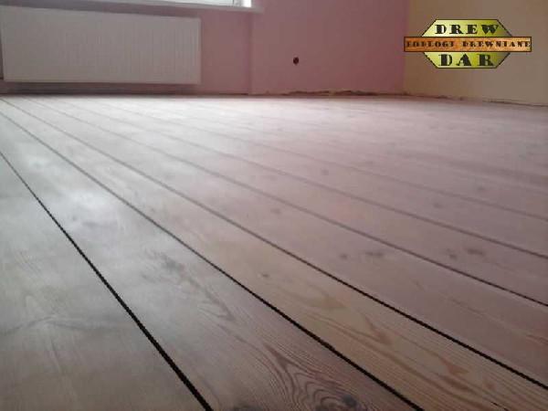 Renowacja Deski Spod Farby Olejnej Z Wykończeniem (cyklinowanie) Drew-dar 2