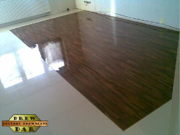 Piękna Podłoga Drewniana W Jeden Dzień - Drew-dar 2