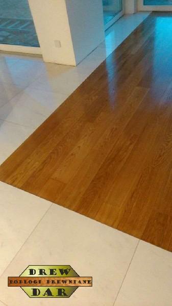 Piękna Podłoga Drewniana W Jeden Dzień - Drew-dar 3