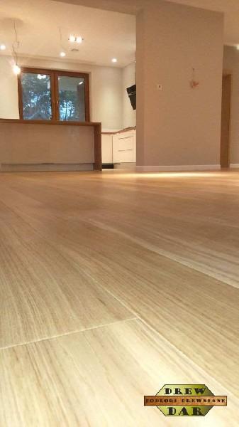 Piękna Podłoga Drewniana W Jeden Dzień - Drew-dar 5