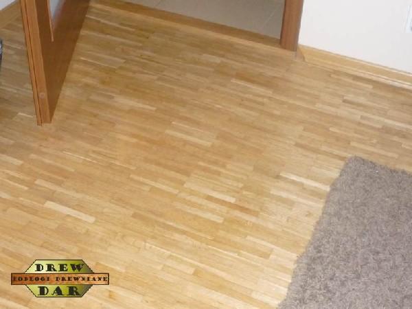 Układanie Podłogi Z Mozaiki I Parkietu Przemysłowego - Drew-dar 3