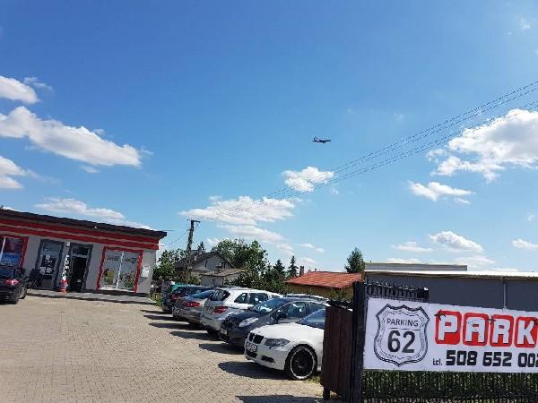 Parking Modlin 62 Lotnisko Warszawa- Modlin 2