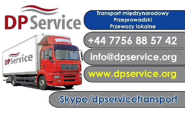 Przeprowadzki I Transport Towarowy